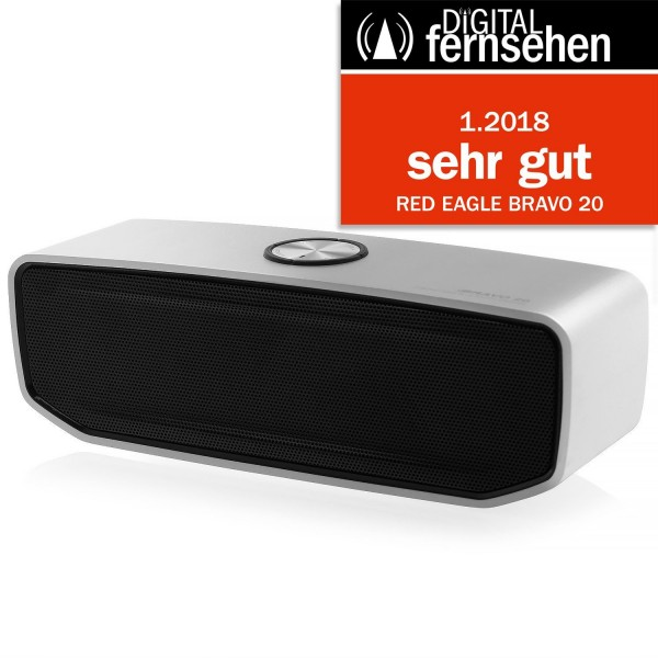 Anadol Red Eagle Bravo 20 Bluetooth Lautsprecher