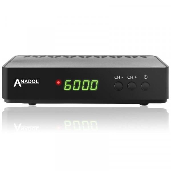 Anadol HD 200 PLUS FULL HD 1080p Sat Receiver