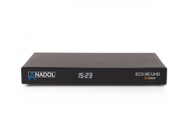 Anadol ECO V2 (Version2) 4K UHD E2 Linux Sat Receiver