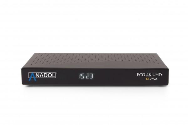 Anadol ECO V2 (Version2) 4K UHD E2 Linux Sat Receiver